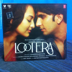 Lootera music cd