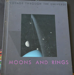 Voyage Through The Universe - Moons And Rings